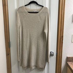 **Merona High Low Sweater Tunic**